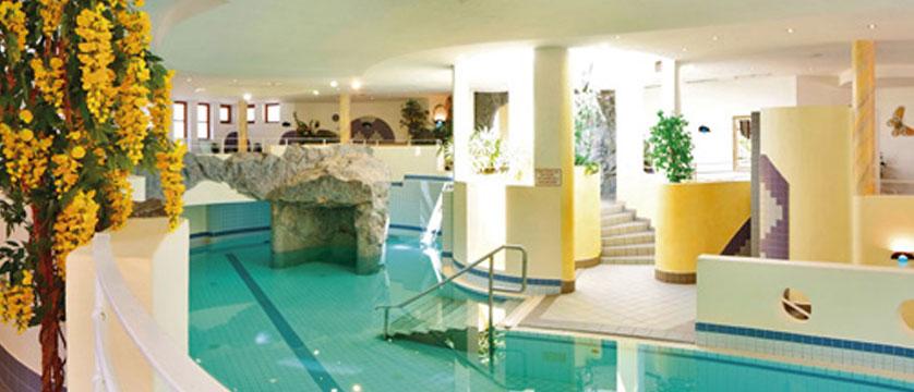 Alpenhotel Kindl, Neustift, Austria - Indoor pool.jpg